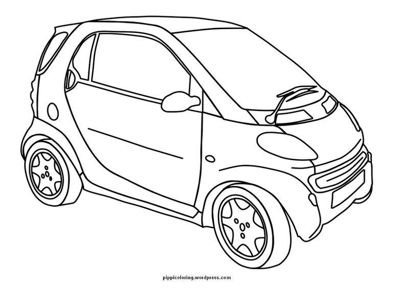 Drag Racing Car Coloring Pages Ide Menggambar Kendaraan Gambar