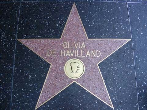 Best known for gone with the wind. | Hollywood walk of fame ...