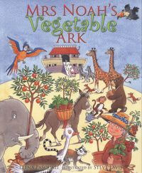 Mrs. Noah's vegetable ark by Elena Pasquali and illustrated by Steve Lavis.     Which libraries in Georgia have it?  http://gapines.org/opac/en-US/skin/default/xml/rdetail.xml?r=5507776=garden%20juvenile%20fiction=keyword=0=30=2012=keyword