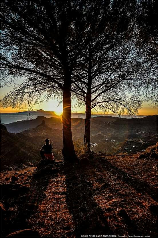 Cumbres de gran Canaria