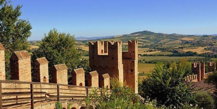 Gradara, Central Italy