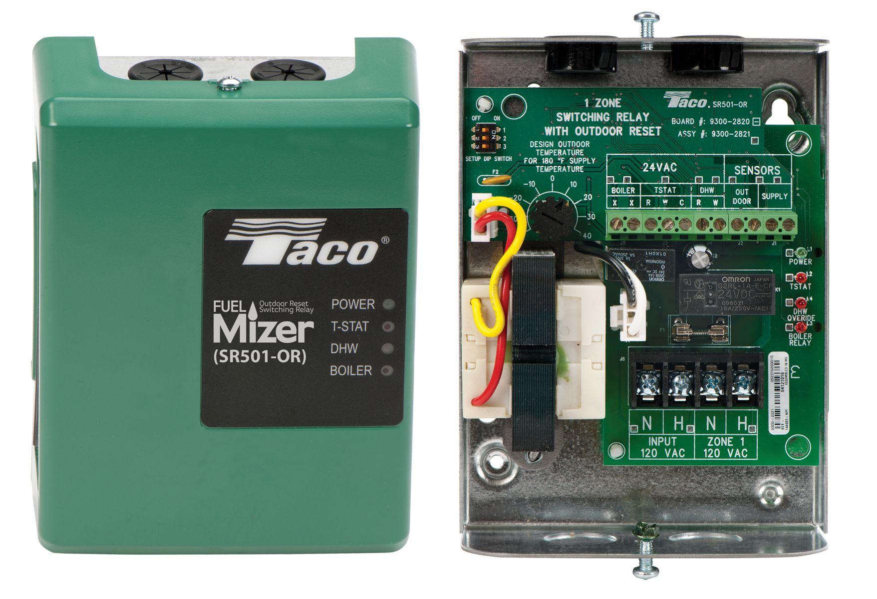 FuelMizer_OutsideInside Hvac, Electronic products, Boiler
