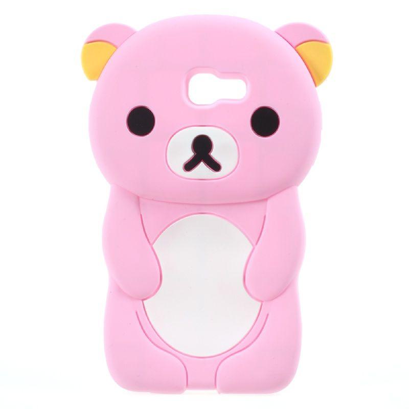Cover For Samsung Galaxy A5 2017 Shell Cute 3d Rilakkuma Silicone Phone Case For Galaxy A5 2017 Mob Iphone Case Covers Samsung Phone Cases Cute Phone Cases