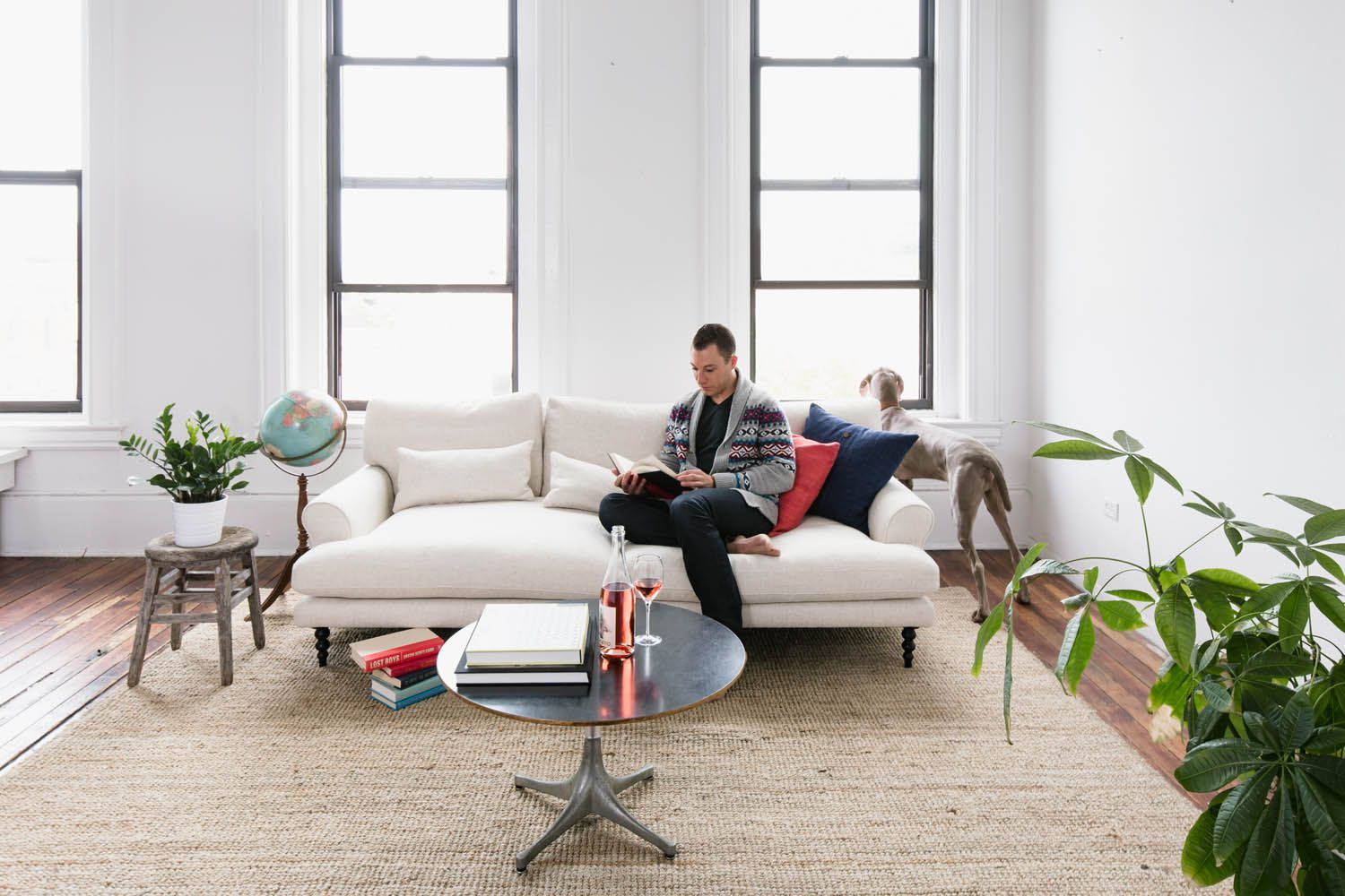 How to buy a sofa online rue home decorating pinterest