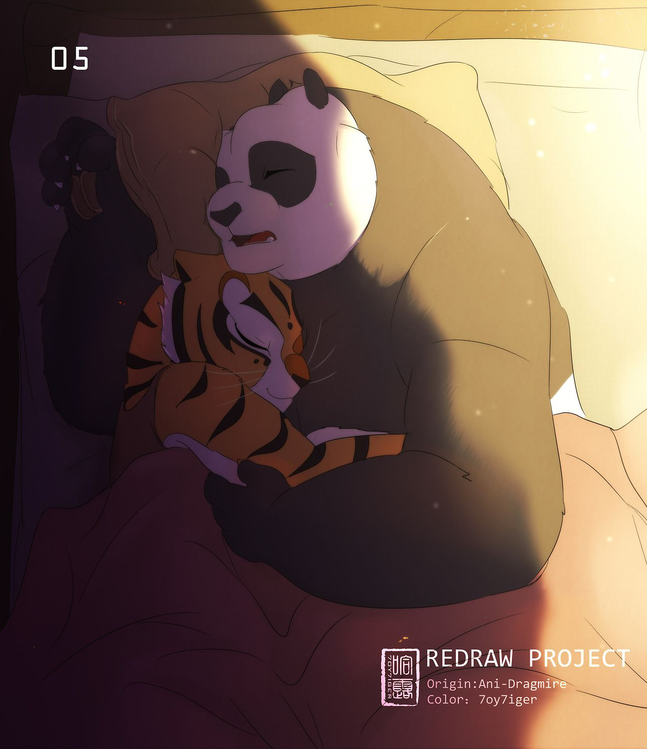 Warriors Orochi 3 Ultimate Fast Bond: Kung Fu Panda 1 2 Y 3 And FanArt
