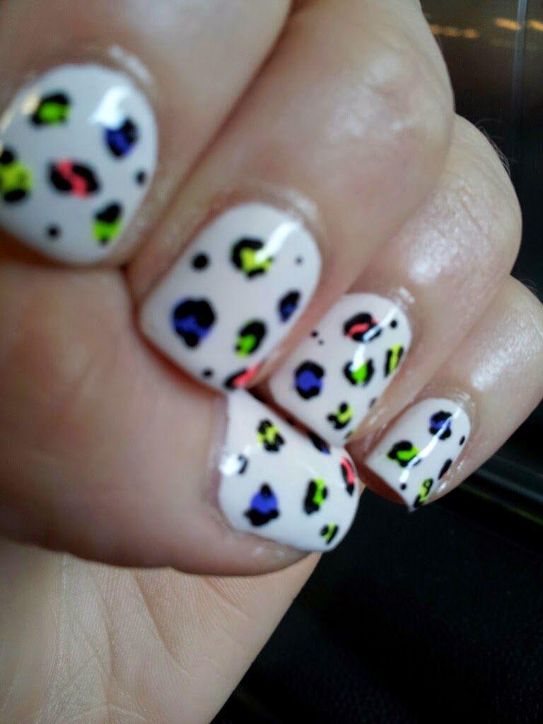 Nail Parade! #prom nail art