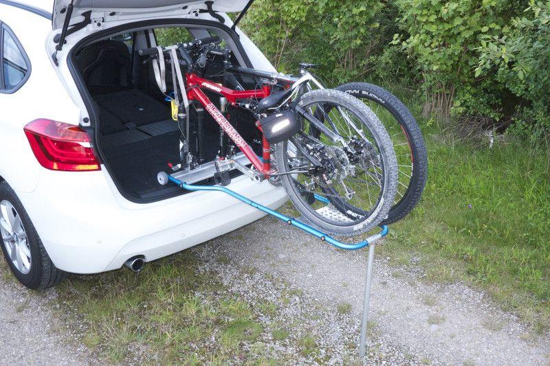 www.veloboy.de Veloboy Fahrradträger Veloboy Diy