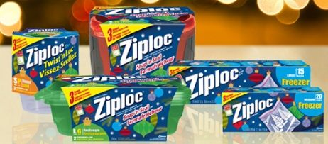 Ziploc Holiday Bags I Get So Excited About These