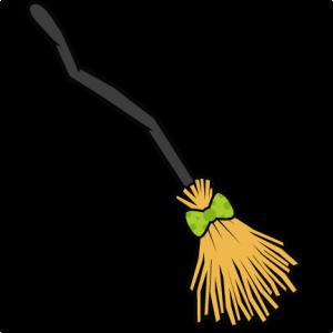 Witch Broom Svg Witch Broom Halloween Scrapbook Scrapbook Images