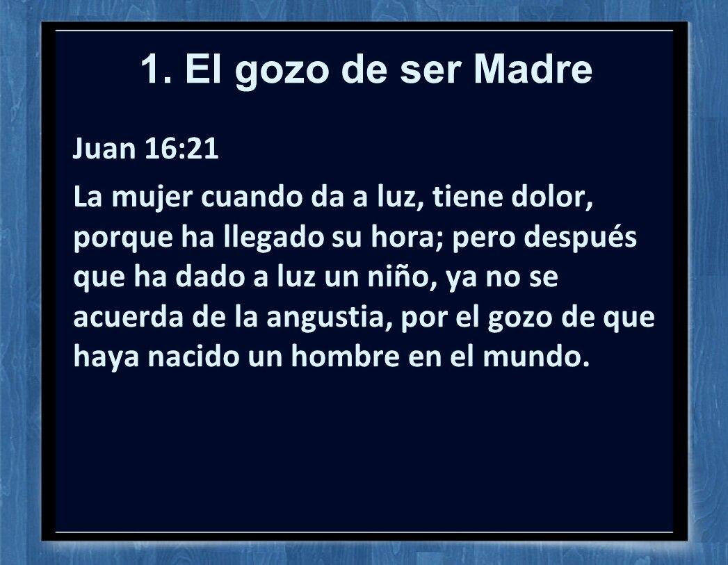 Resultado de imagen para JUAN 16:21