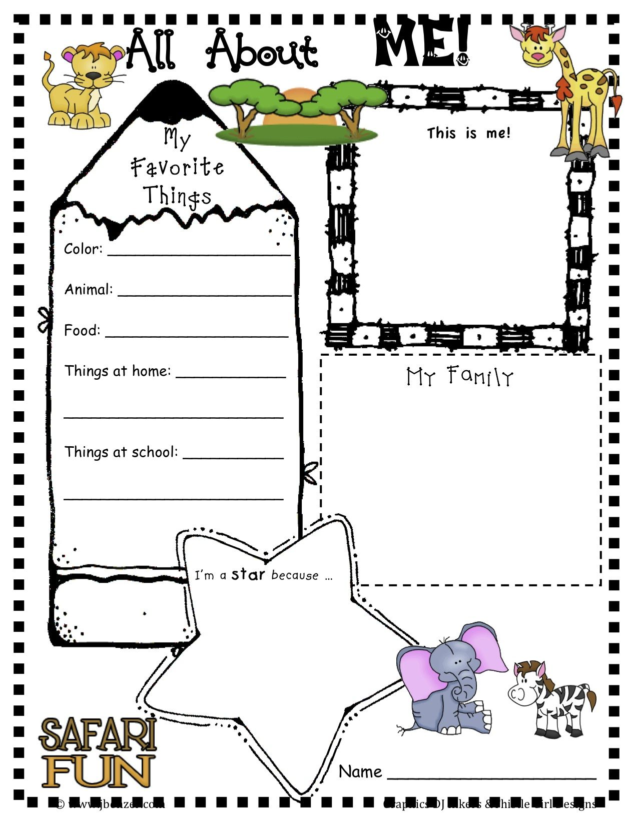 LOADS of FREE printables- NOT just for Back to School ...
