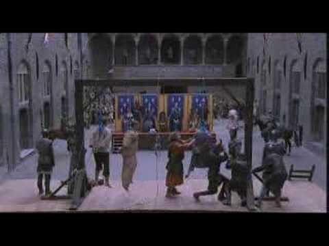 Hendrik Conscience: De Leeuw van Vlaanderen.  Filmtrailer.