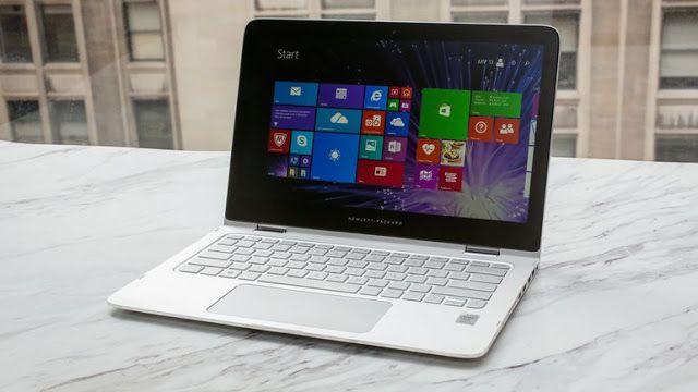 HP Spectre X360 Laptop Tipis Dengan Baterai Awet