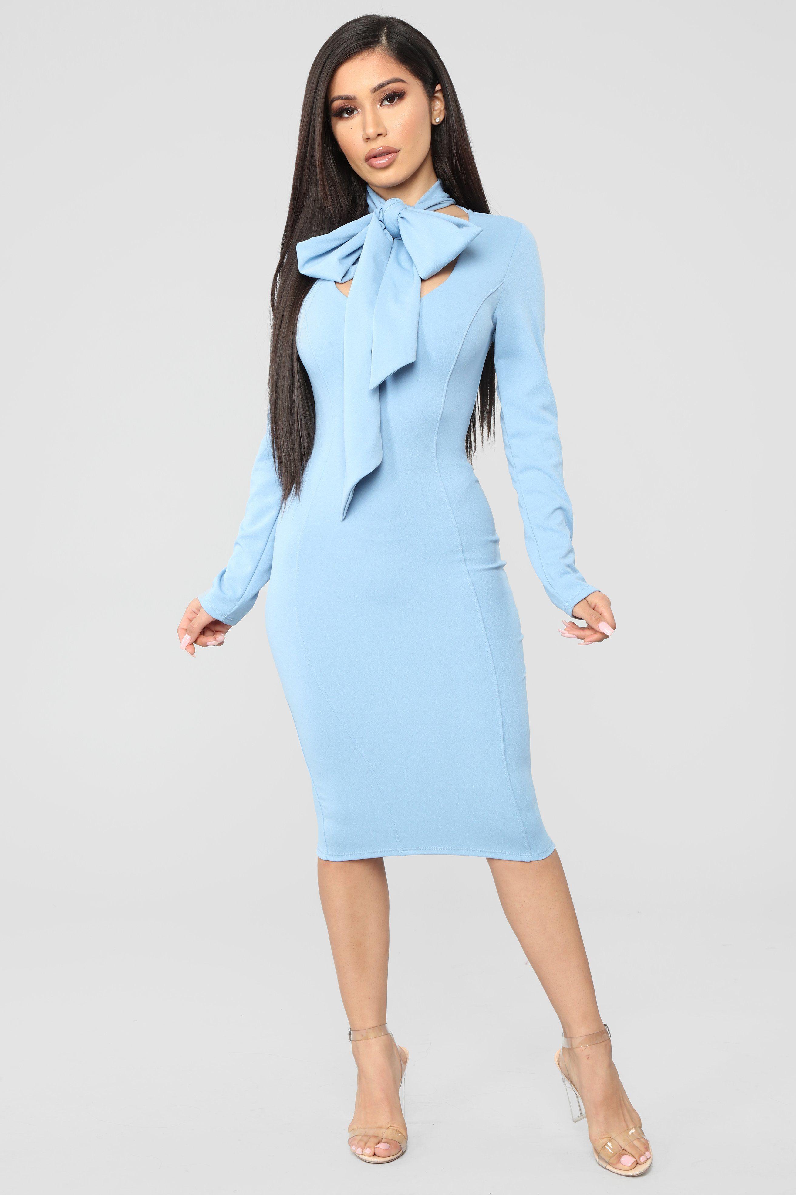 Just The Way I Am Dress Light Blue Light blue dresses