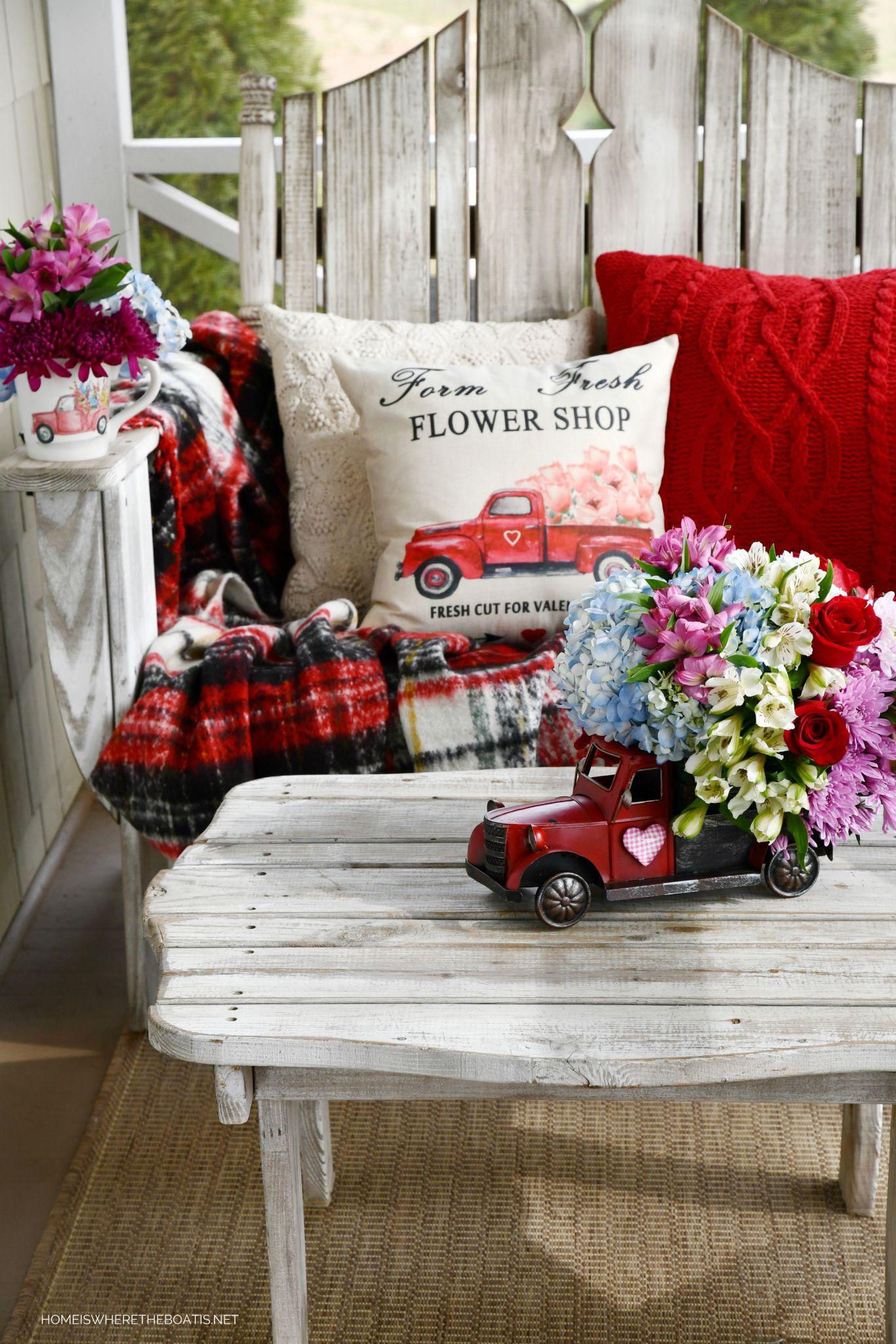 Farm fresh flower shop delivery arrangement for