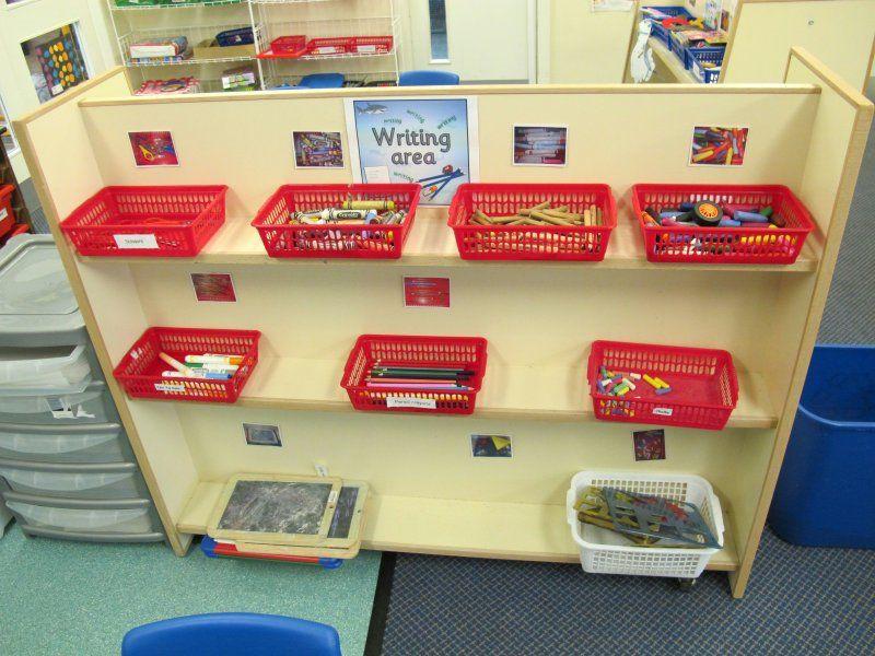Kindergarten: Writing Sample 3