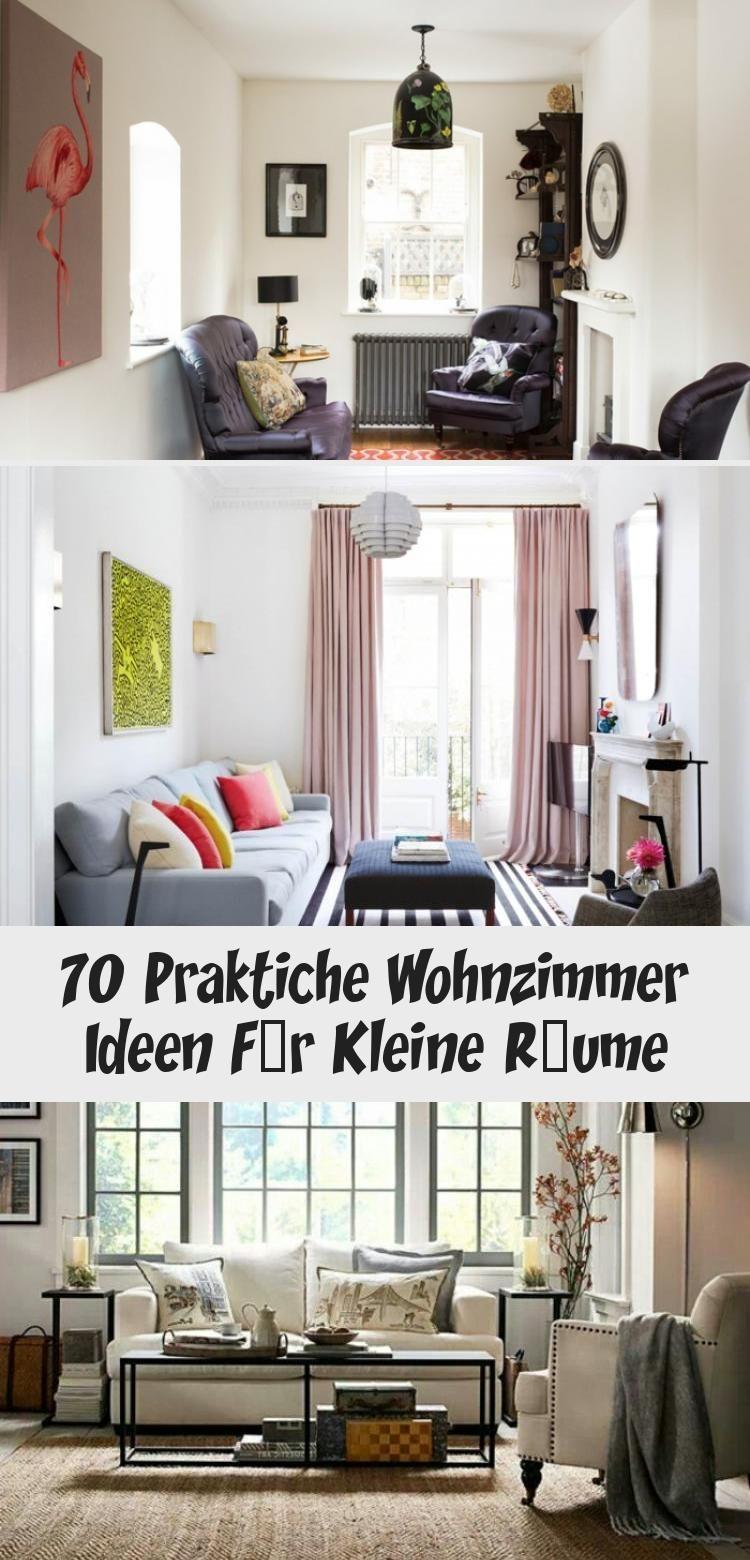 70 Praktiche Wohnzimmer Ideen Fur Kleine Raume In 2020 With
