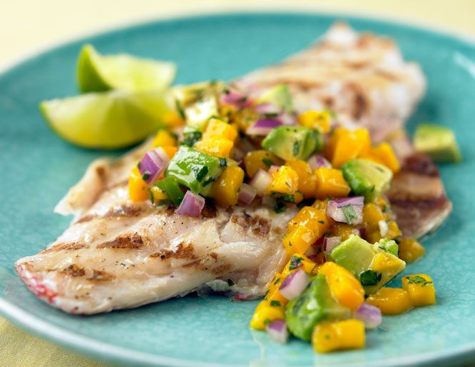 Snapper fillets with lime orange marinade snapper recipes grilled snapper recipe mens health forumfinder Image collections