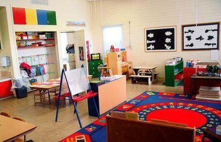 preschool classroom - Designing A Home Preschool Room