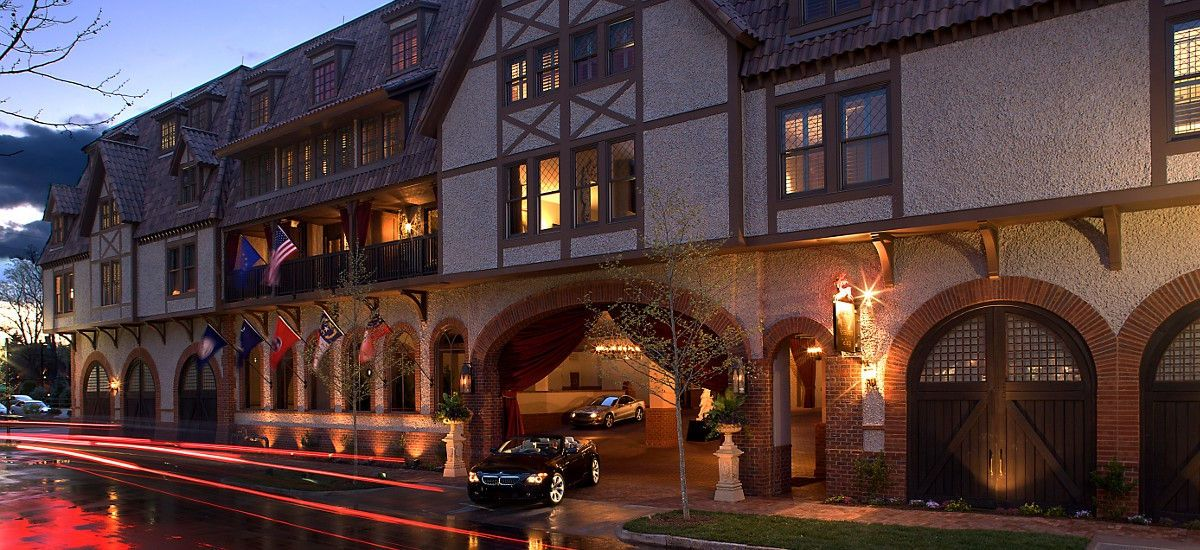 The Grand Bohemian Hotel Asheville Autograph Collection Effortlessly Blends Traditional Luxury And Modern Style