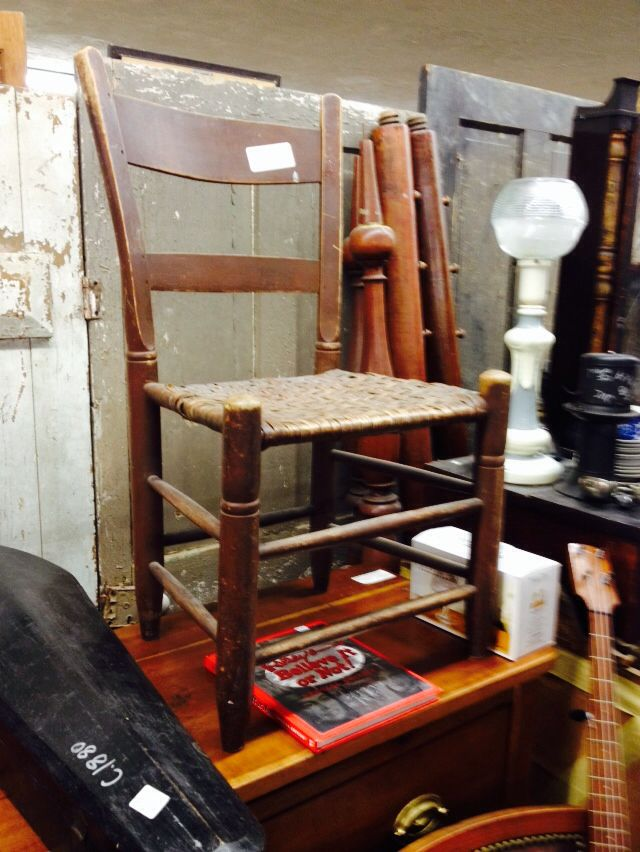 Wythe County Ladder Back Side Chair Chair Side Chairs