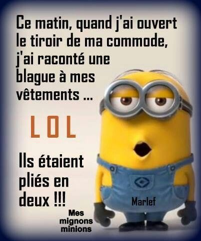 Minion Rire Chistes Minion Et Triste