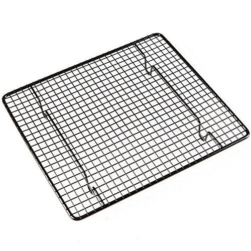 Yoso Nonstick Cooling Rack Grid For Cookies Pies Biscuit Cakes Cupcake Bread Barbecue Pizza Snacks Be Sure To Chec Barbecue Pizza Biscuit Cake Pizza Snacks