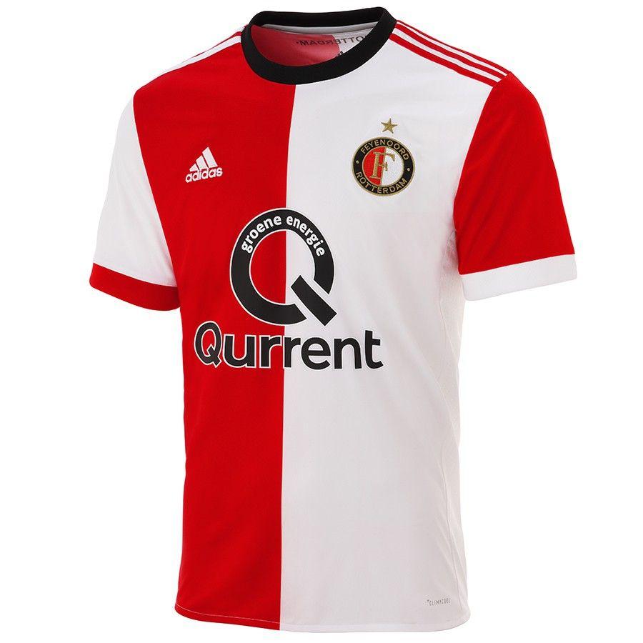 Feyenoord 17/18 Adidas Home Kit | 17/18 Kits | Football shirt blog