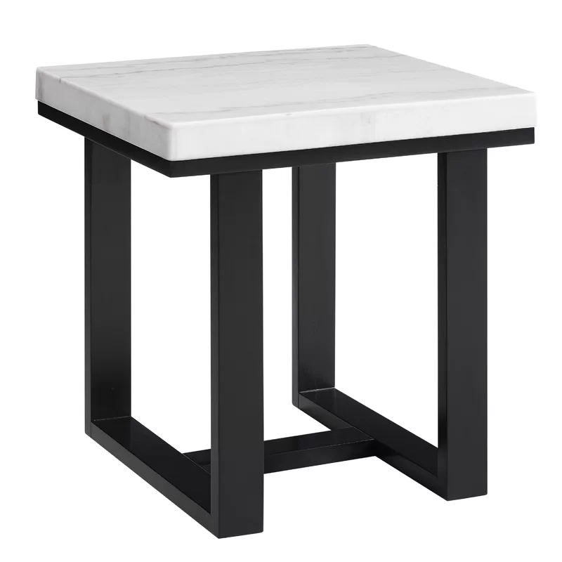 Liverpool End Table In 2021 Marble Top End Tables End Tables Bright Furniture