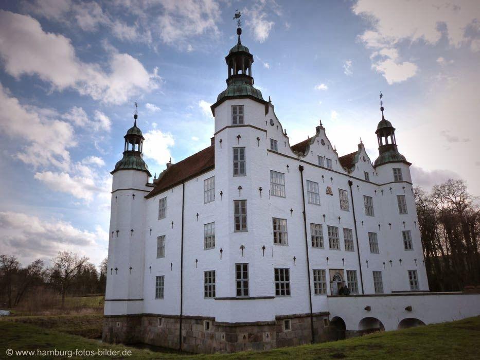 #Schloss #Ahrensburg - #Sehenswürdigkeiten in der Umgebung von #Hamburg