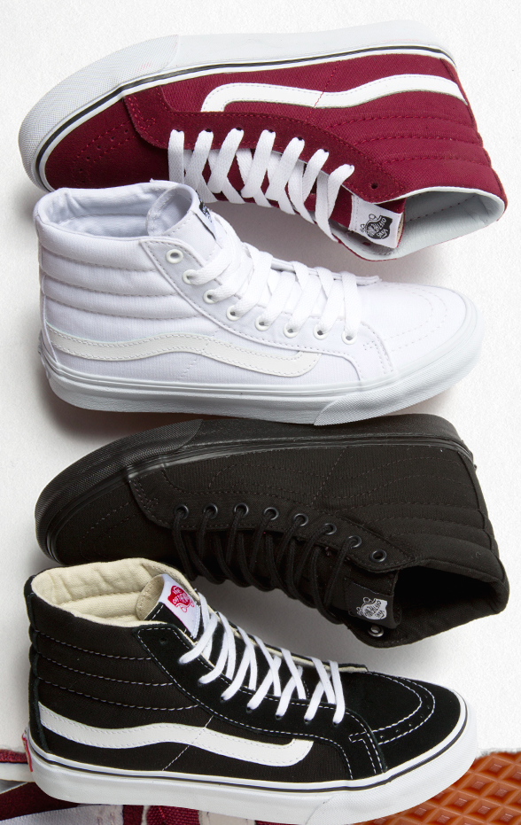 f795541771ee9e Every day is a good day for  vans sk8 hi s