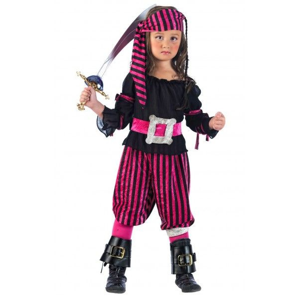 Disfraces De Niña De Pirata Imagui Kids Costumes Halloween Costumes For Girls Pirate Costume