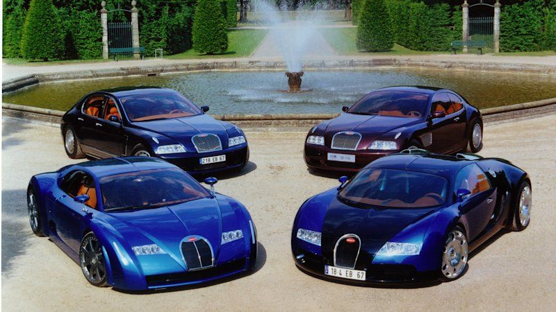 Bugatti explains Veyron development process