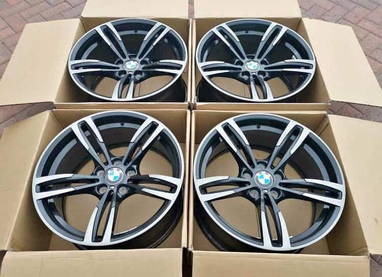Genuine 19 Inch 437m Bmw M3 M4 Wheels Trackrecon Classifieds Bmw M3 Wheels For Sale Bmw