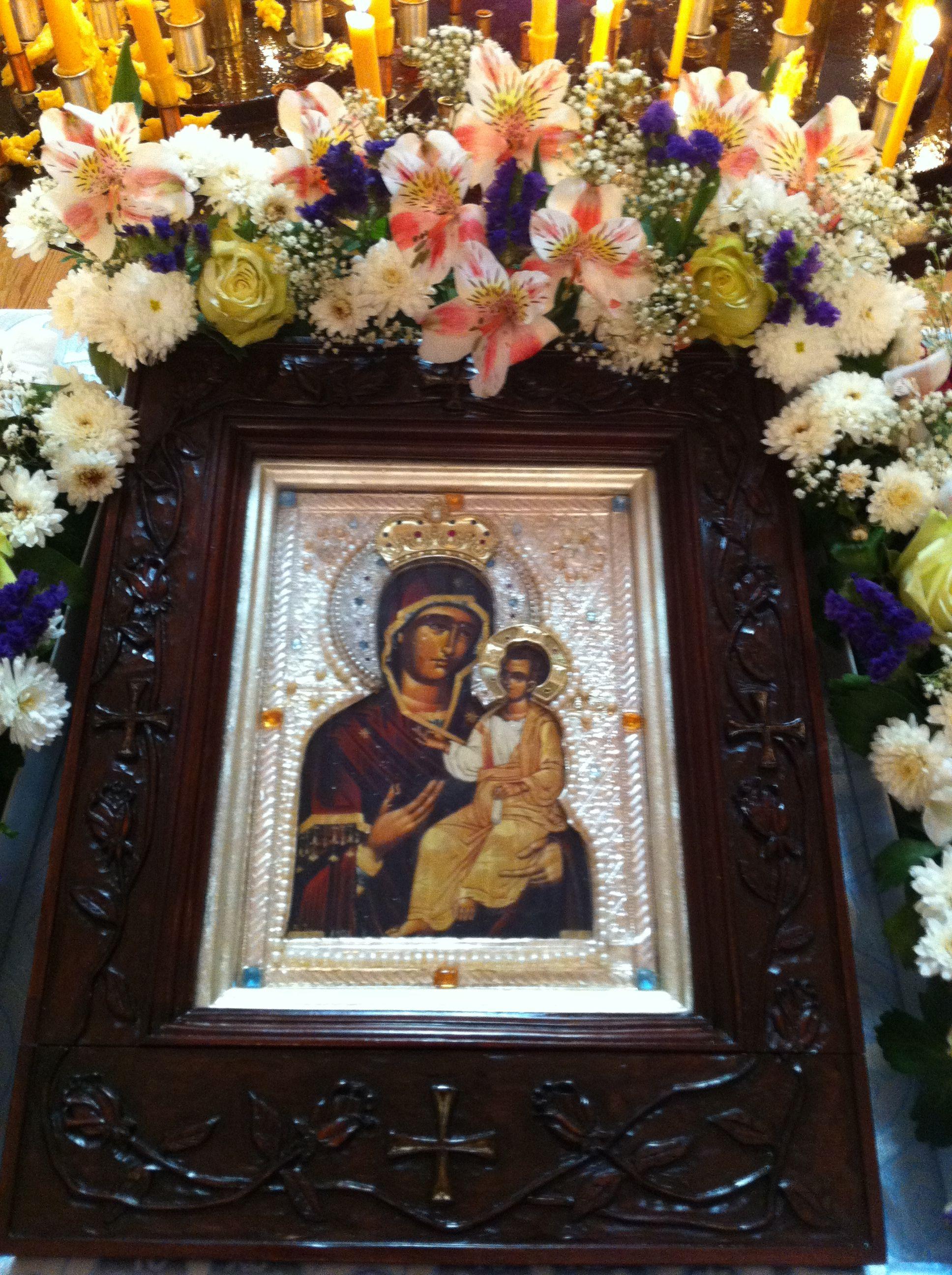 Iverskaja Icon of the Mother of God «Hawaii»