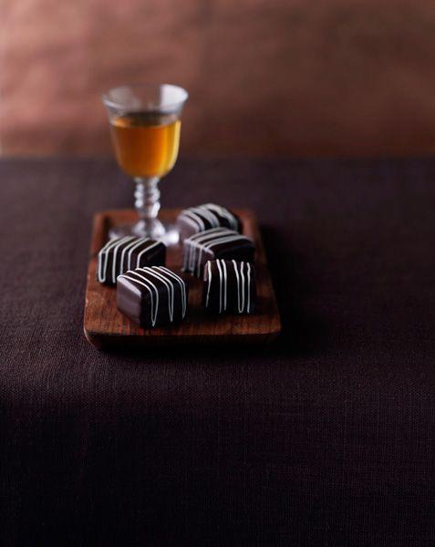 designer chocolate photography