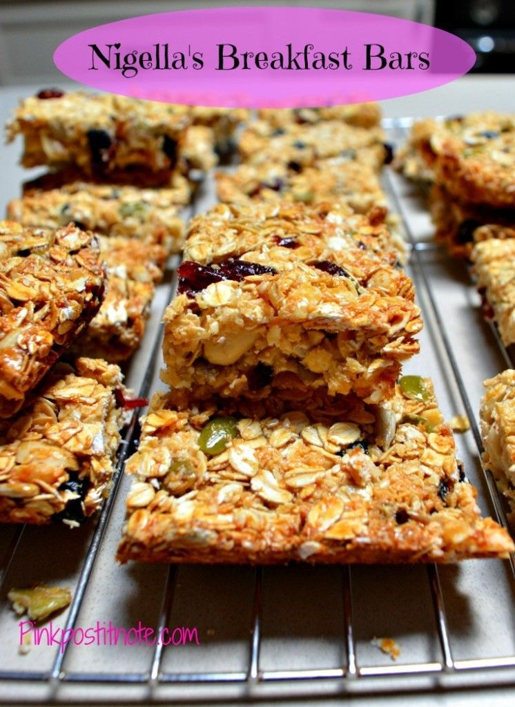 Breakfast Bars Recipe Mumslounge Recipe Breakfast Bars Recipe Breakfast Bars Healthy Recipes