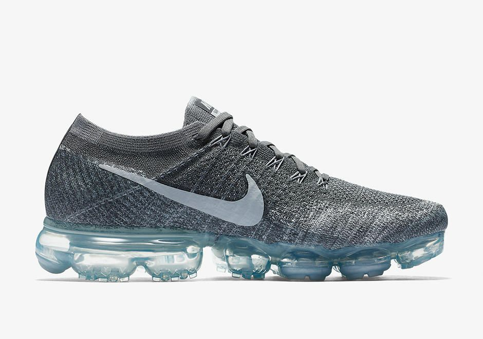 sports shoes 9aca5 6f0b6 Original Nike Air Vapormax Flyknit Asphalt Grey | Gifts ...