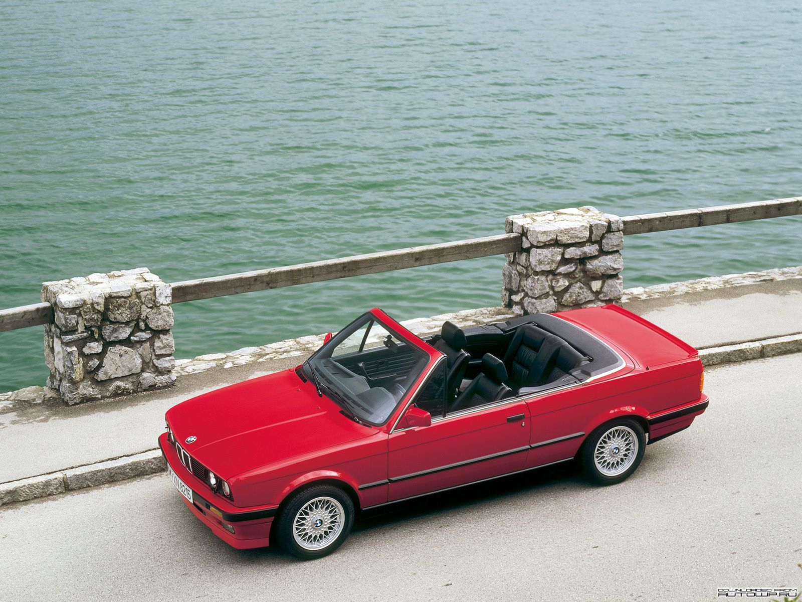 1985 BMW 325i Cabrio - BMW pictures information & specs NetCarShow ...