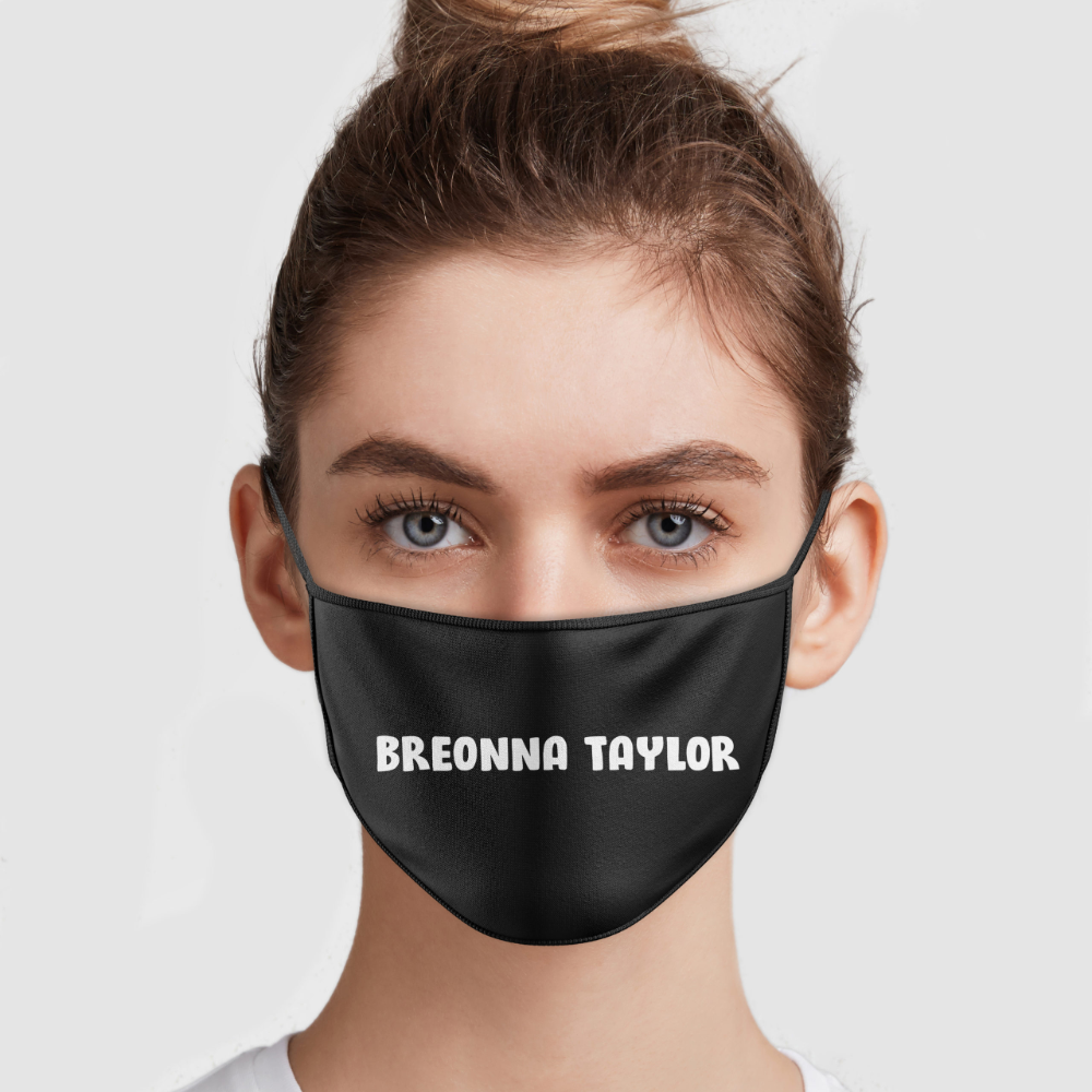 Breonna Taylor Face Mask Allbluetees Com In 2020 Ew People Face Mask Mask