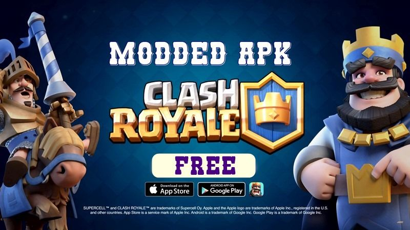 clash royale game app free download