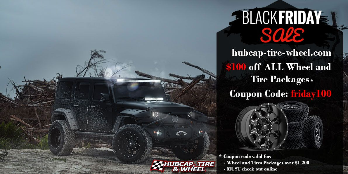 2017 Black Friday Sale 100 Off All Wheel Tire Packages Over 1200 Free Shipping Custom Wheels Wheel And Tire Packages Monster Trucks