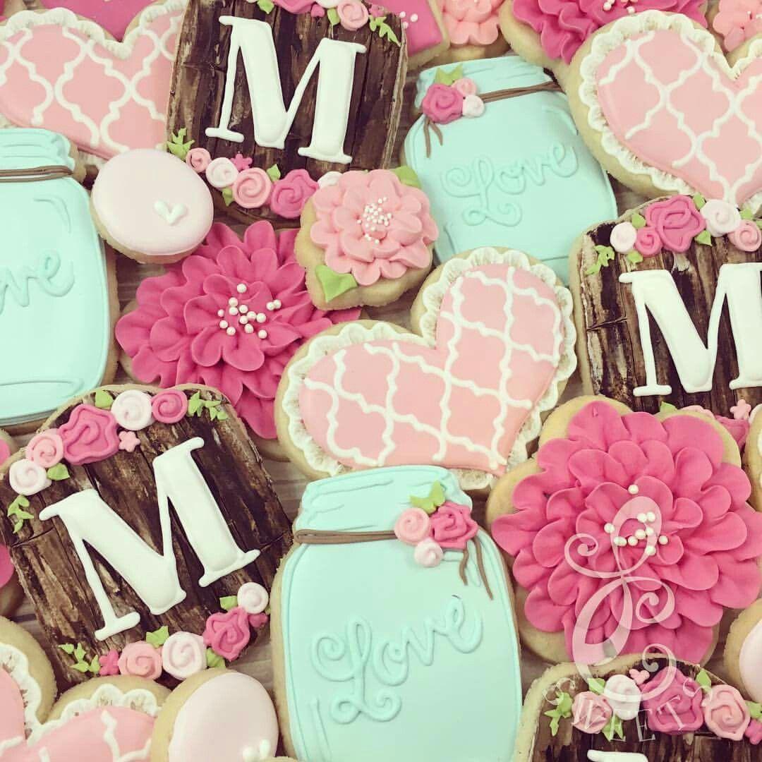 Wedding   Goin\' To The Chapel!! Wedding Cookies   Pinterest