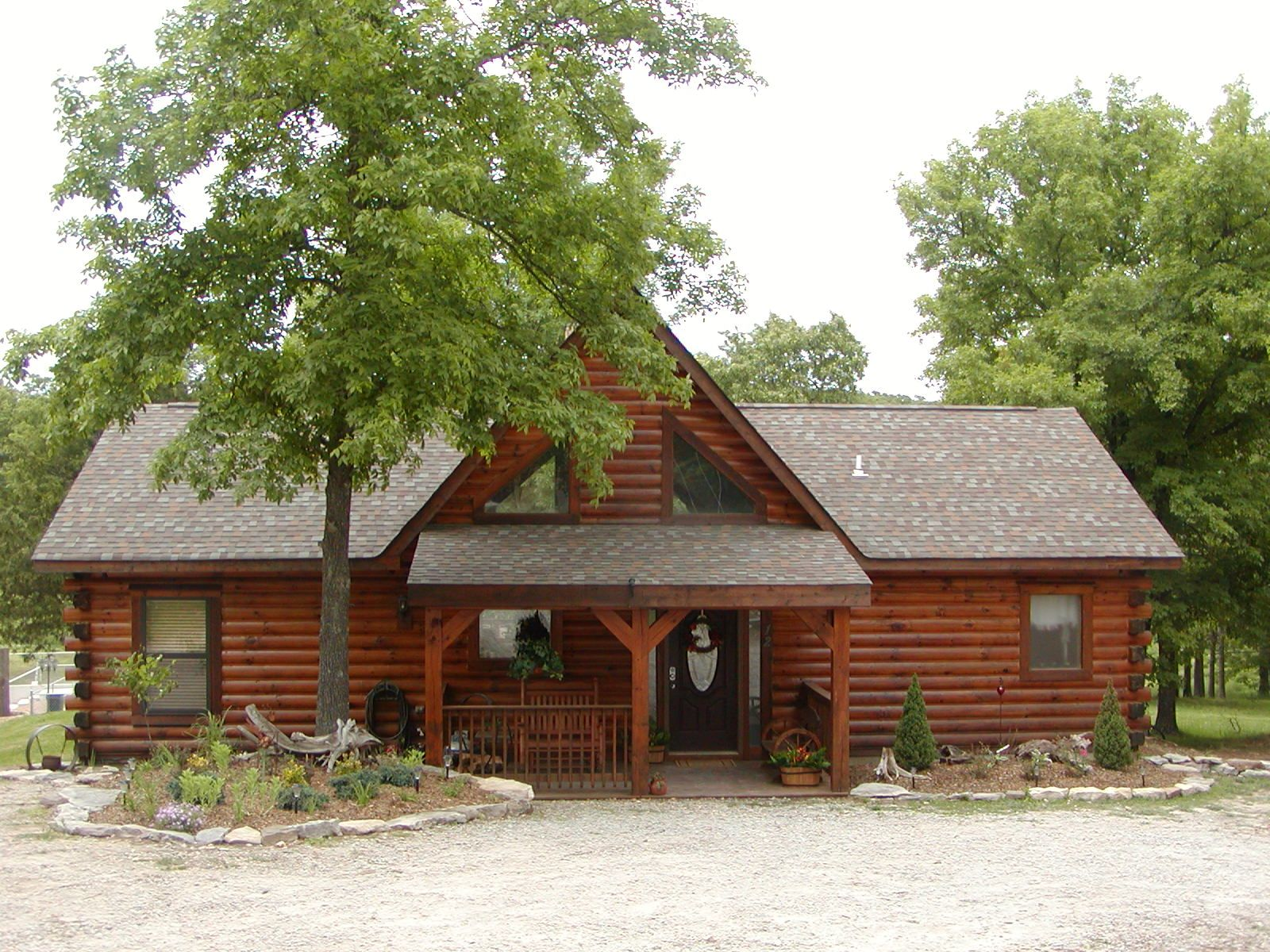 Branson Rental Cabin In The Ozarks Awesome 3 Bedroom Log