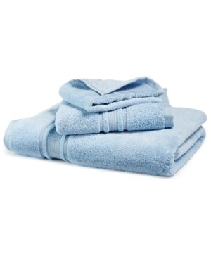 Hotel Collection Quick Dry Supima Cotton Bath Towel Collection