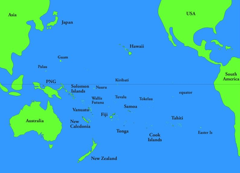 Easter Island Map World Rapa Nui (Easter Island) and it's People | RAPPA NUI (Easter