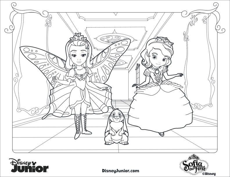 Dibujos para colorear de Princesas Disney | Princesas Disney | Para ...