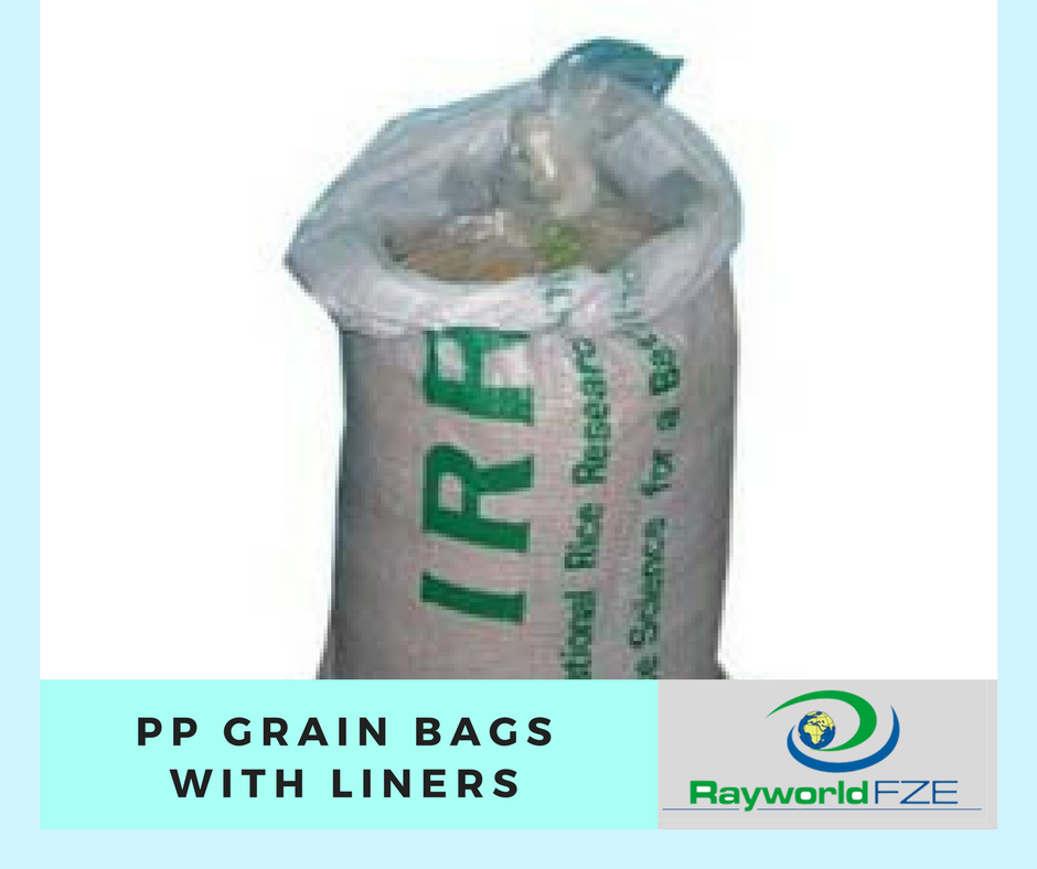 Pp Bag With Liner Are Mostly Used For Food Grains The Liner Helps In Better Sealing This Bags Are Exported By Us Worldwide Pr Woven Bag Sack Bag Fabric Bag