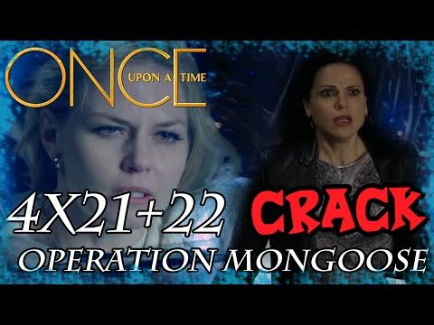OUaT - 4x21+22 CRACK [♛ Swan Queen Edition ♛] - YouTube