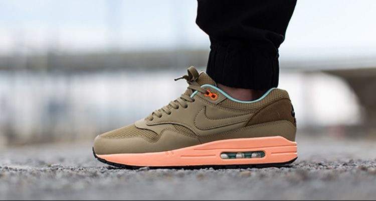 This Nike Air Max 1 FB Has A Certain Glow To It